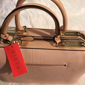"""Handbags - """"😁😁NEW Blush Tote❤️❤️"""